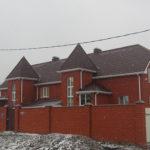 Коттедж в г. Строитель пер. Конева