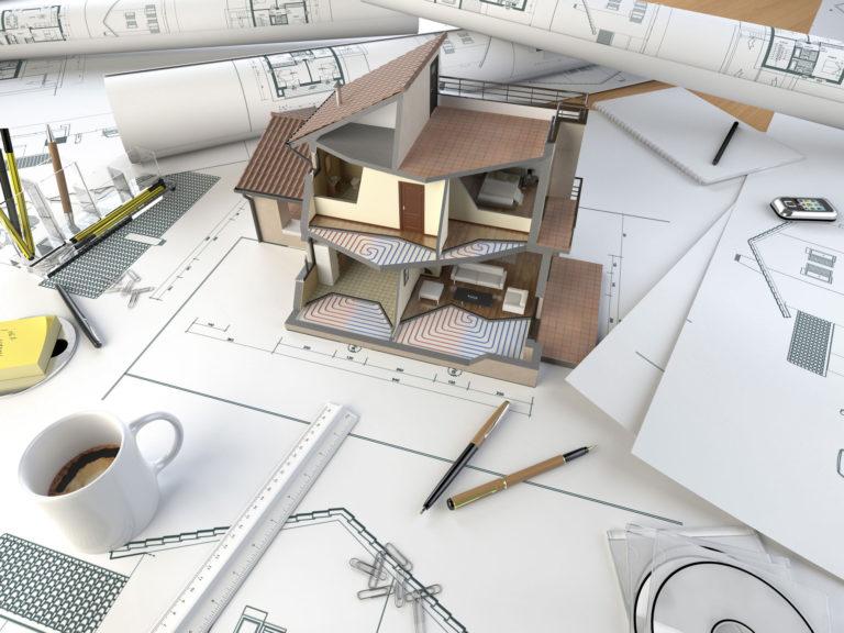 Проект дома в Белгороде