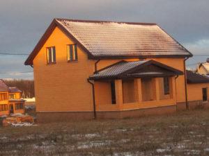 Коттедж в г. Строитель(ул. Шаландина)