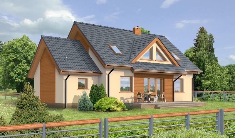 Cтроительство дома в Белгороде площадью 165.00 м²