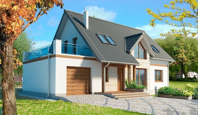 Cтроительство дома в Белгороде площадью 129,08 м²